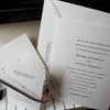 Brunswick Letterpress Invitation Suite