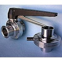 Butterfly Valves - Weld Style