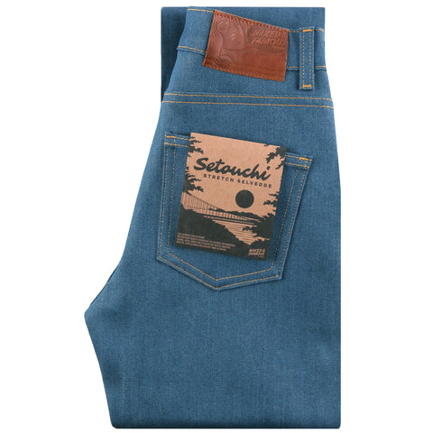 Women's - High Skinny - Setouchi Stretch Selvedge | Naked & Famous Denim