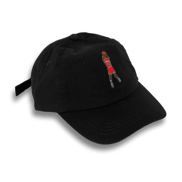 """The Shot"" Hat (black)"