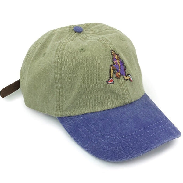 """Air Canada"" Hat (khaki/purple)"