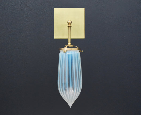 Brilliant Glass Drop Sconce | DSHOP