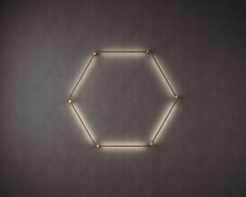 Hexagon Wall Lamp | DSHOP