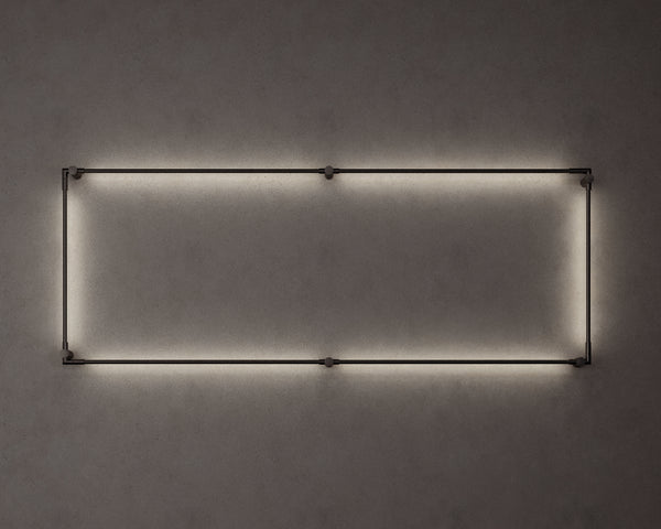 Thin Primaries Wall-Mounted Rectangle | DSHOP
