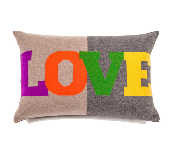 Cashmere Love Pillow - Icon by Rani Arabella