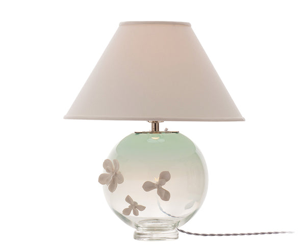 Gia Table Lamp in Light Aqua | DSHOP