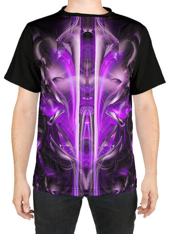 Purple Alien T-Shirt