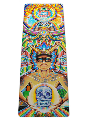 MOMENT OF TRUTH YOGA MAT