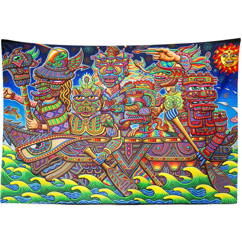 Optimystic Journey Tapestry
