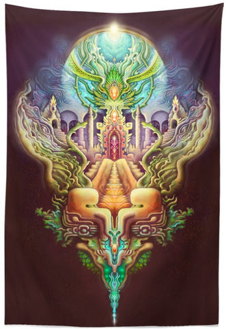 Rite of Passage Tapestry