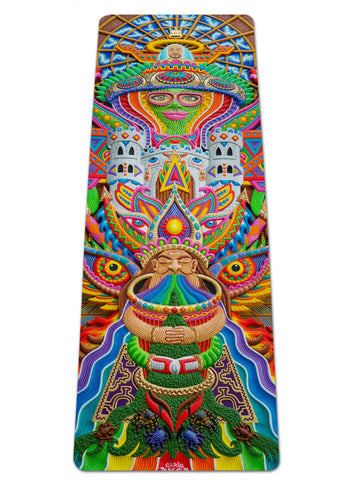 THE PURGE YOGA MAT