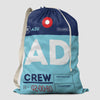 AD - Laundry Bag - Airportag