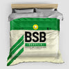 BSB - Duvet Cover - Airportag