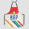 NAP - Kitchen Apron - Airportag