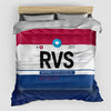 RVS - Duvet Cover - Airportag