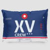XV - Pillow Sham - Airportag
