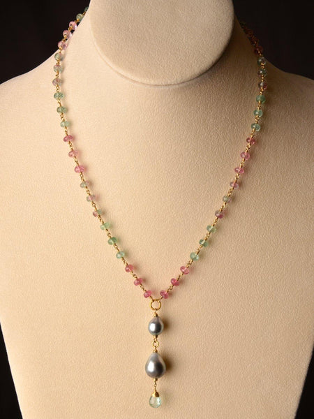 Meadow River 18kt Necklace