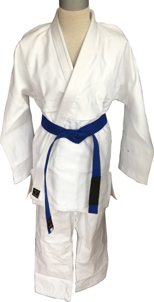 Feedback from G. Yang about her Jujitsu Uniform...