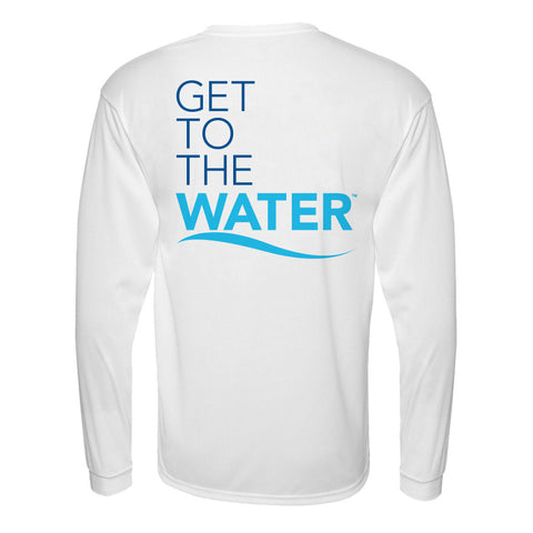 Get To The Water - Ocean Tech™ Performance Wear