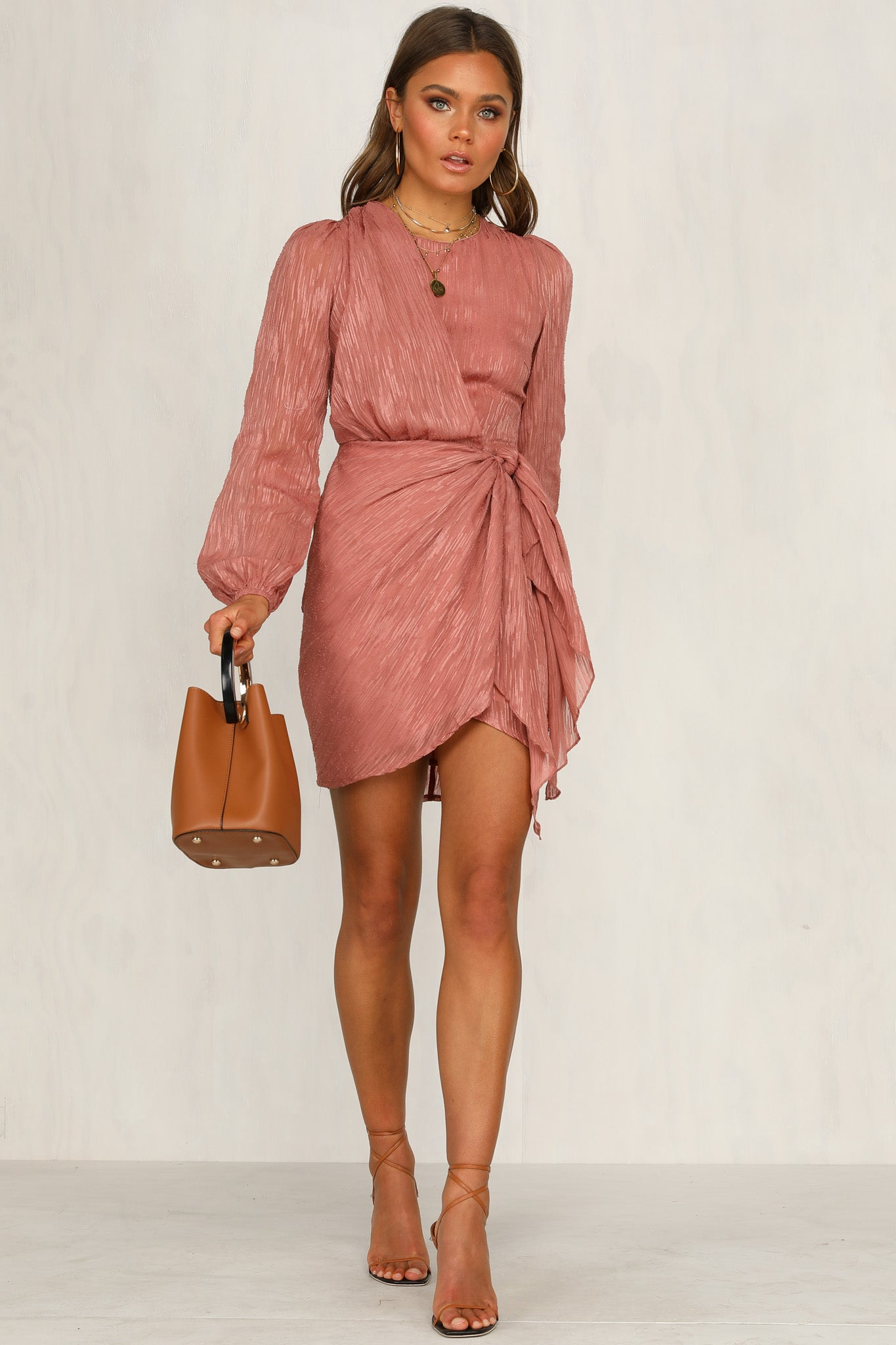 Francesca Dress (Rose)