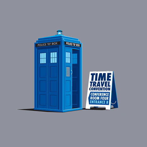 Time Travel Convention