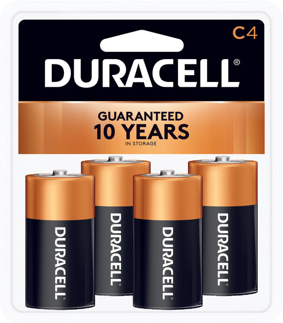 DURACELL - C4