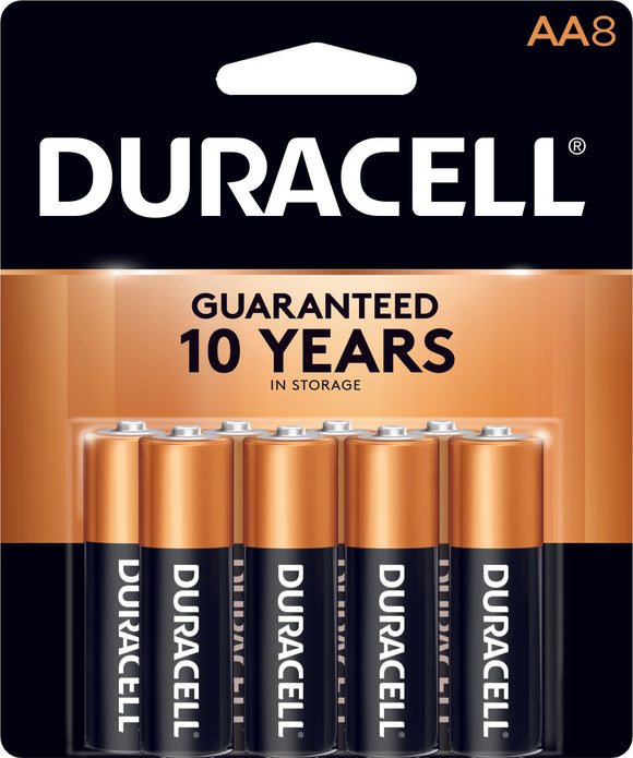 DURACELL - AA8