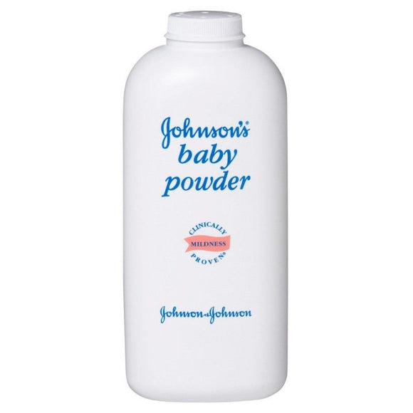 JOHNSON AND JOHNSON'S - BABY POWDER 300 G - 12CT/CASE