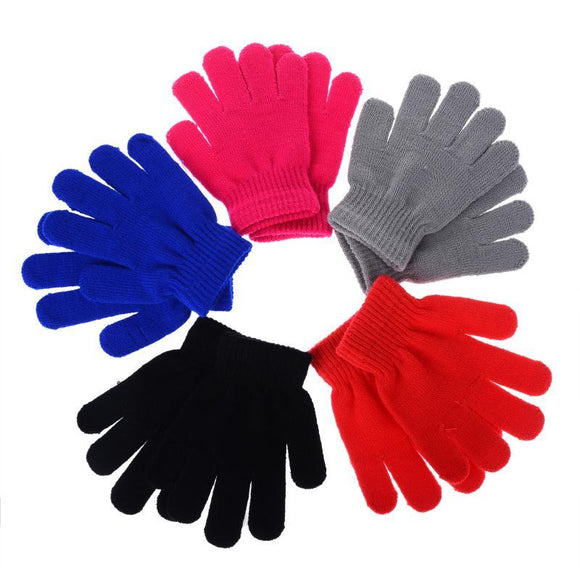 MAGIC GLOVES LADY MIX COLORS (WINTER) - 24/144 CASE