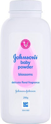 JOHNSON AND JOHNSON'S - BABY POWDER 200 G - PINK - 12CT/CASE