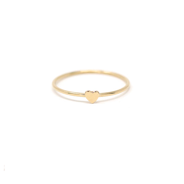 Mina Tiny Heart Ring