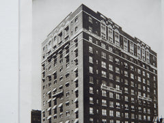 Apartment House At 30 Fifth Avenue, New York NY, 1926. Schwartz & Gross