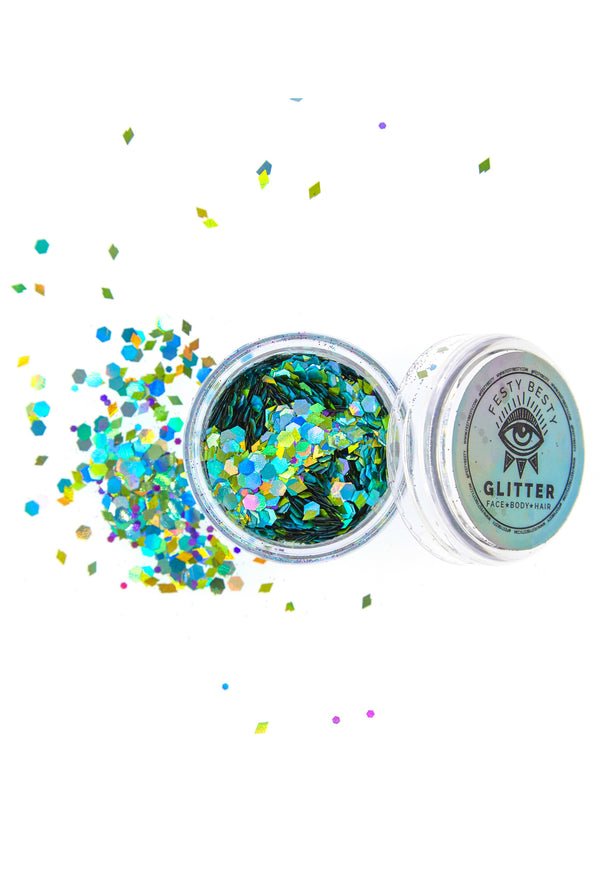 Festy Besty Festival Glitter | Enchanted Mermaid