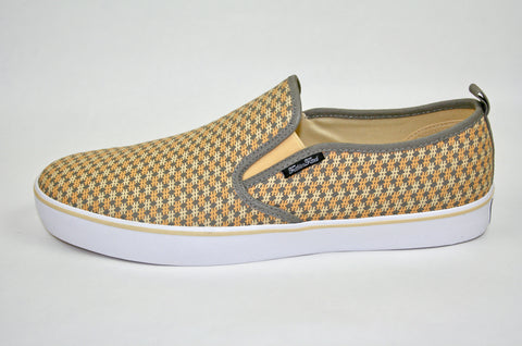 Social Slip-on Shoe - Tan