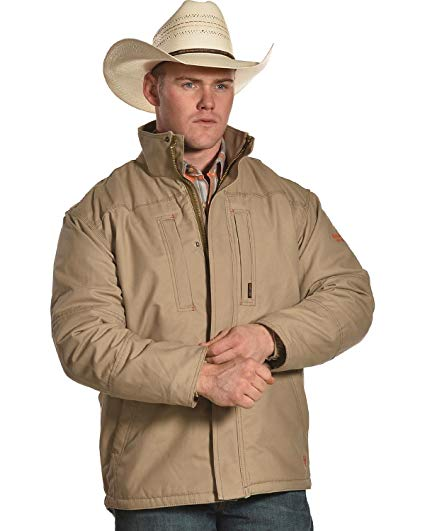 CLEARANCE Ariat Men's FR Workhorse Jacket Coat 10020823