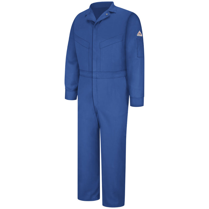 Men's Bulwark FR fire retardant EXCEL FR® ComforTouch® Deluxe Coverall - CAT 2 - CLD4 in multiple colors