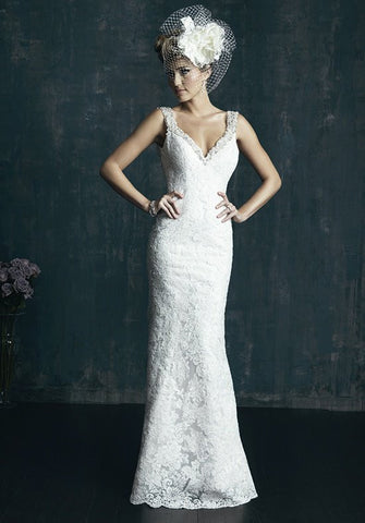 Allure Bridal Couture - C261 Sample Gown