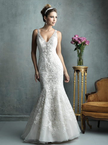 Allure Bridal Couture - C322 Sample Gown