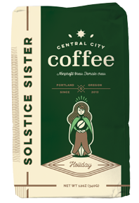 Solstice Sister- Holiday- Light / Medium Roast