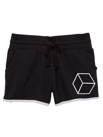 Womens Honeycomb Shorts