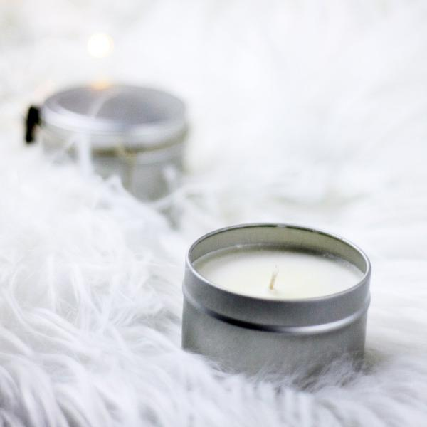 lavender soy wax candles