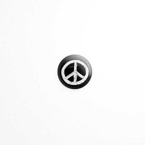 Peace Sign Pin