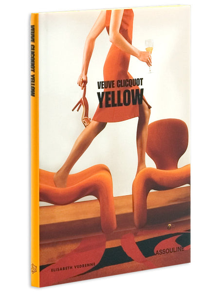 Veuve Clicquot Yellow by Elisabeth Vedrenne