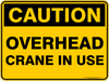 OVERHEAD CRANE IN USE