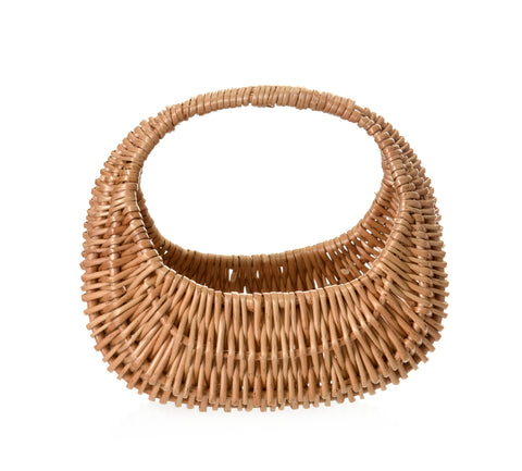 Wicker Oval Basket