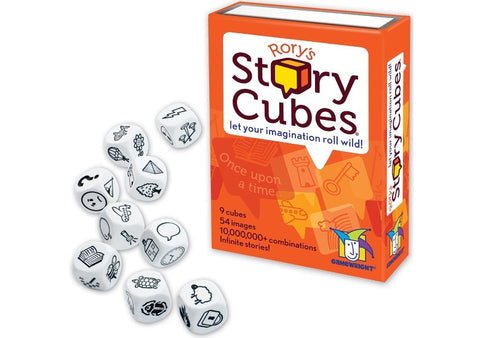 Rorys Story Telling Cubes