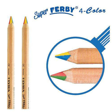 Lyra Super Ferby Rainbow Pencil
