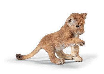 Schleich - Lion Cub Playing - Earth Toys