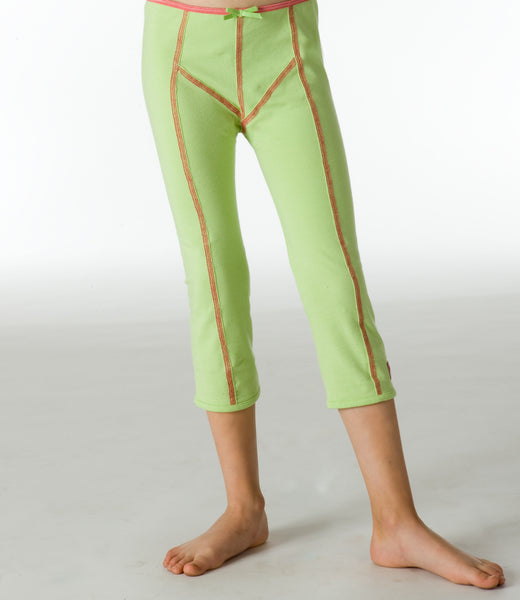 Longbocker Underwear - Lime