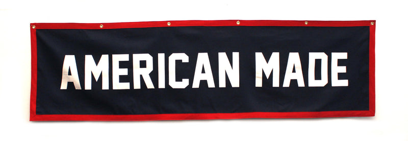 American Made Championship Banner - USA • Oxford Pennant Original
